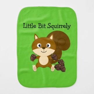 Paninho Para Bebês Squirrely