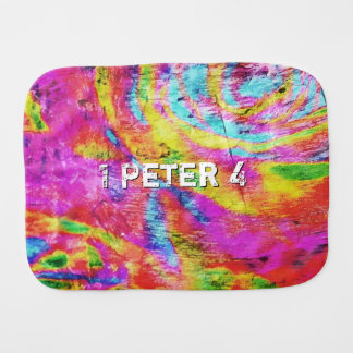 Pano De Boca Acima de 1 Peter 4