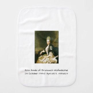 Pano De Boca Anna Amalia de Brunsvique-Wolfenbuttel 1739-1807