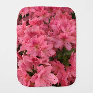 Pano De Boca Arbusto de florescência cor-de-rosa brilhante na