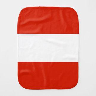 Pano De Boca Bandeira de Áustria