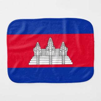 Pano De Boca Bandeira de Cambodia