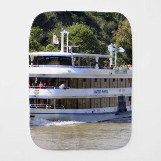 Pano De Boca Barco da excursão de Vater Rhein, Alemanha