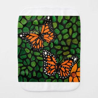 Pano De Boca borboletas