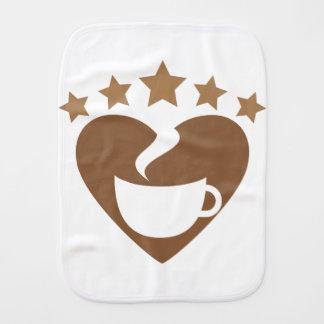 Pano De Boca Café do amor