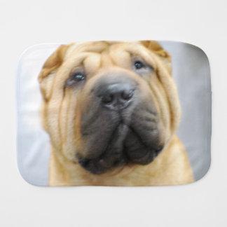 Pano De Boca Cão de Shar-Pei