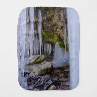 Pano De Boca Caverna do gelo