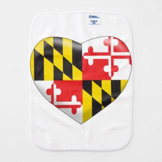 Pano De Boca Coração de Maryland