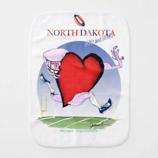 Pano De Boca coração principal de North Dakota, fernandes tony