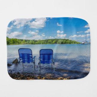 Pano De Boca Dia perfeito no lago