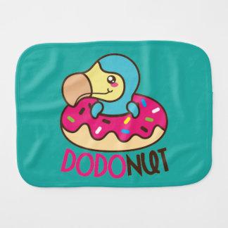 Pano De Boca Dodonut (pássaro da filhós e do dodo)