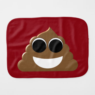 Pano De Boca Emoji engraçado Poo
