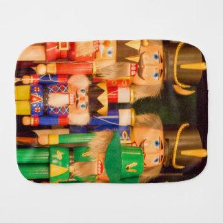 Pano De Boca Exército de Nutcrackers do Natal