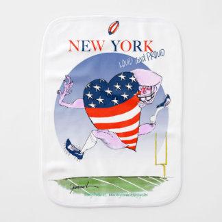 Pano De Boca Fernandes tony altos e orgulhosos de New York,