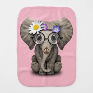 Pano De Boca Hippie bonito do elefante do bebê