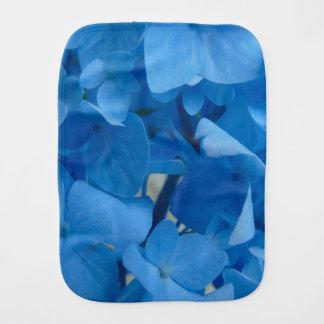 Pano De Boca Hydrangeas azuis