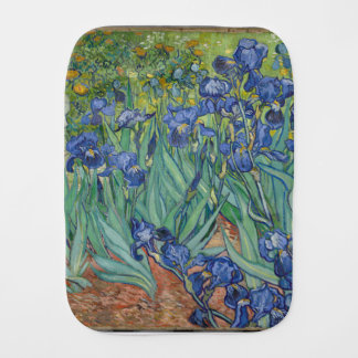 Pano De Boca Íris de Vincent van Gogh que pintam o trabalho de