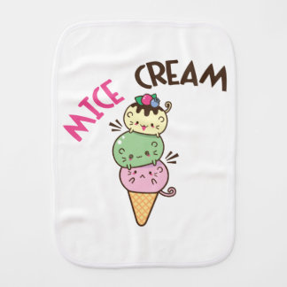 Pano De Boca Micecream (sorvete)
