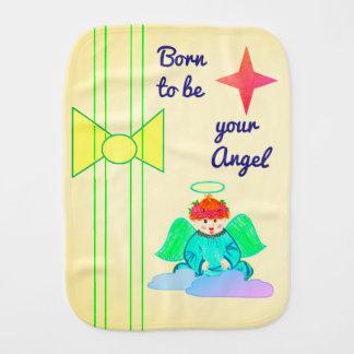 Pano De Boca Pano do Burp: Nascer a ser seu anjo