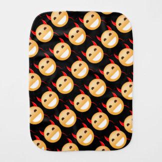 Pano De Boca Pouco diabo de Emoji