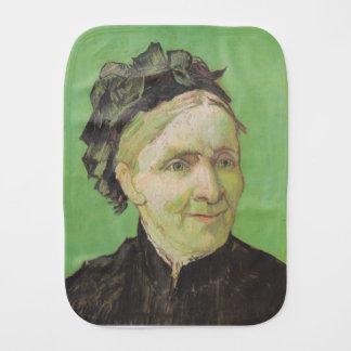 Pano De Boca Retrato de Vincent van Gogh da arte da mãe do