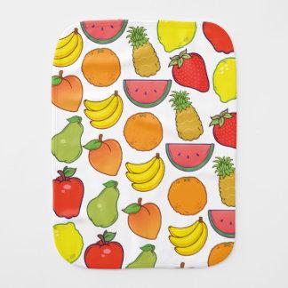 Pano De Boca Teste padrão bonito da fruta