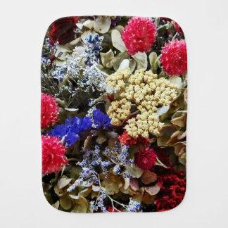 Pano De Boca Variedade de flores secadas