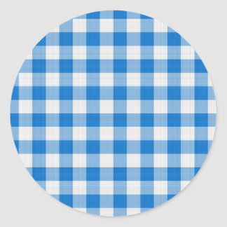 pano de mesa azul adesivo em formato redondo