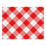 pano de mesa vermelho convite personalizados