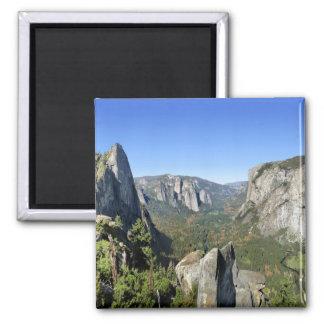 Panorama 2 do vale de Yosemite - Yosemite Imã