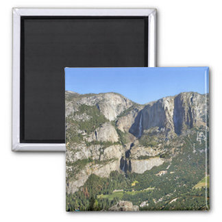 Panorama 3 do vale de Yosemite - Yosemite Imã
