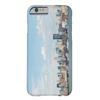 Panorama do Midtown Manhattan sobre o Rio Hudson Capa Barely There Para iPhone 6