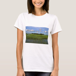Pântano South Carolina de Pinckney Camiseta