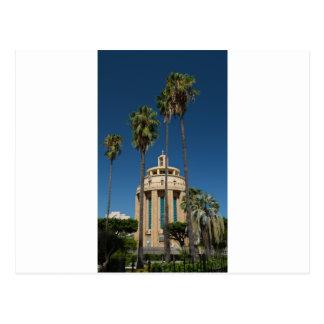 Panteão, Siracusa, Sicília, Italia Cartão Postal