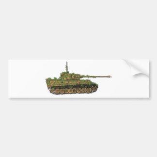 Panzer VI Tiger89 Adesivo