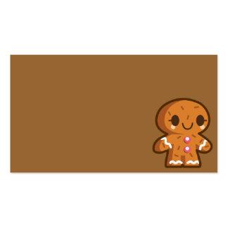 pão-de-espécie han do biscoito do gingerman ginger