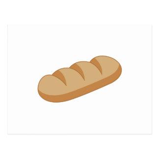 Pão francês cartão postal