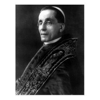 Papa Benedict XV Cartão Postal