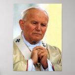 Papa João Paulo II veneralvelmente Poster