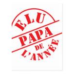 Papá/Paizinho/Daddy/Vati/Papá Cartão Postal