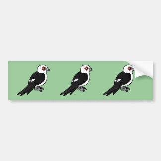 papagaio Andorinha-atado Adesivo Para Carro
