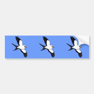 papagaio Andorinha-atado em vôo Adesivo Para Carro
