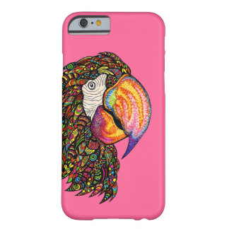 Papagaio Capa Barely There Para iPhone 6