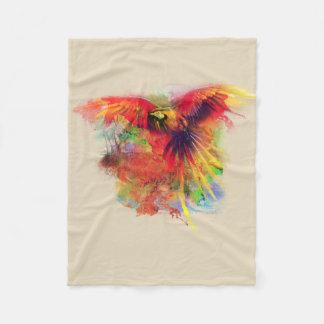 Papagaio Cobertor De Lã
