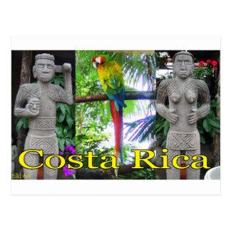 Papagaio Pre-Columbian de Costa Rica