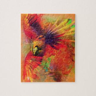 Papagaio Quebra-cabeças