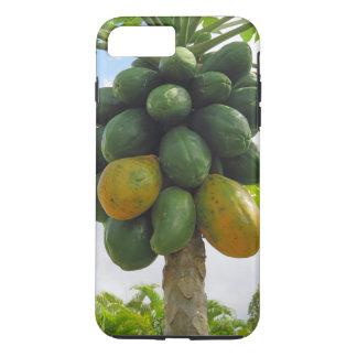 Papaia havaianas capa iPhone 7 plus