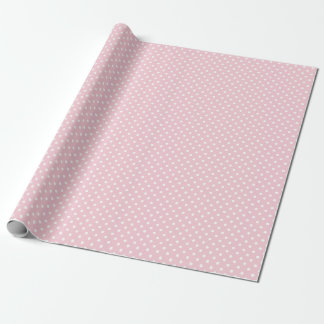 Papel cor-de-rosa do papel de embrulho das