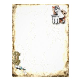 Papel de carta de Alice