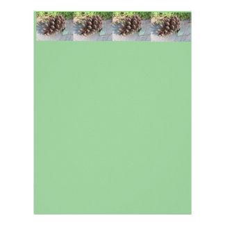 Papel de carta de Pinecone